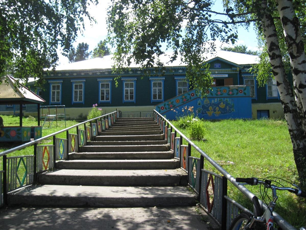 Дом из имения Столыпиных