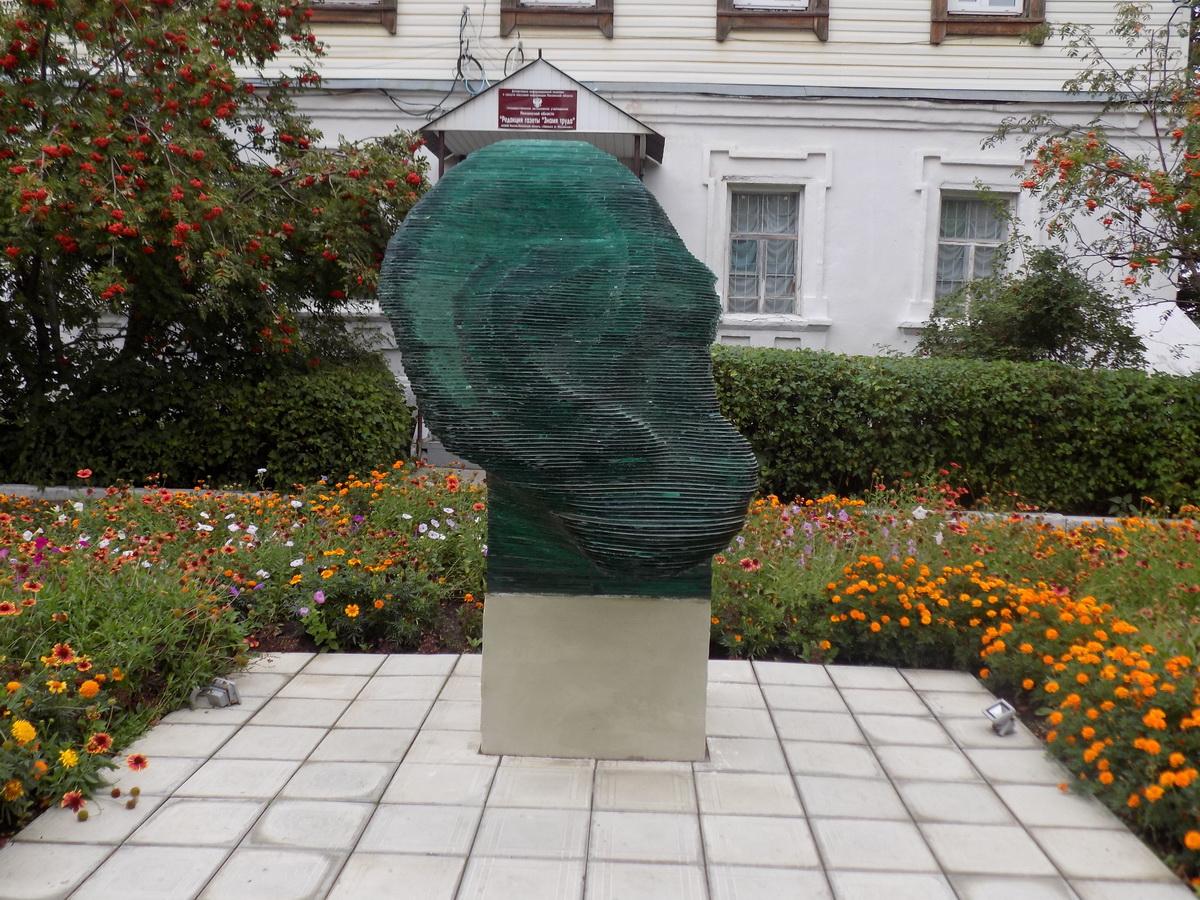 Скульптура Ландшафт 3