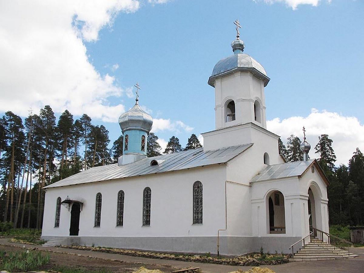 г. Никольск, Храм Светлого Воскресения Христова